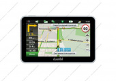 GPS-Навигатор Dunobil Ultra 5.0+camera